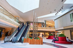 Elementu zakupy centrum handlowe Obrazy Stock