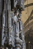 Elementy architektura są kościół St Stephen w Wiedeń w Austria Fotografia Stock