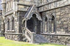 Elementy architektura w gotyka stylu zdjęcie royalty free