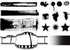 elementy graficzni Zdjęcie Stock