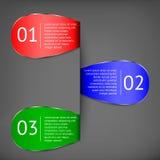 elementy infographic Zdjęcia Stock