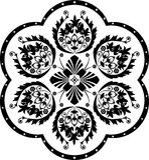 elementy konstrukcji wektora Ilustracja Wektor