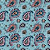 Elementy Paisley Obrazy Royalty Free