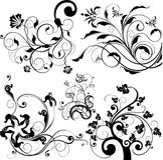elementy projektów Obraz Royalty Free