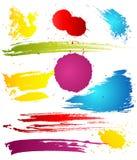 elementy projektów elementy Zdjęcie Royalty Free