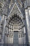 elementy projektu dekoracji ilustracji wzory prostych woda kolońska katedralny German Zdjęcie Stock