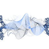elementy projektu ram ilustracja Zdjęcie Royalty Free