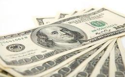 elementy projektu tła ilustracji dolarowy wektora Fotografia Stock