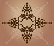 elementy projektu tatuaż ilustracja wektor