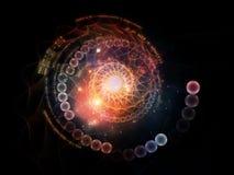 Elementy spirala Zdjęcie Royalty Free