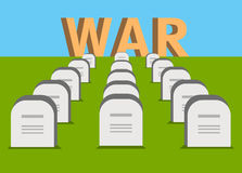 Elementy wojna Obrazy Stock