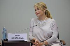 Elena Brusilova Royaltyfri Fotografi