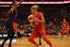 Elena Delle Donne royalty free stock images
