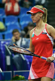 Elena Dementieva Royalty Free Stock Photography