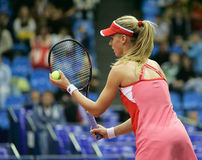 Elena Dementieva. Russian tennis player royalty free stock image