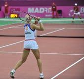 Elena Dementieva-Rússia imagens de stock royalty free