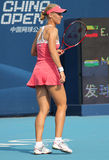 Elena Dementieva (RUS) at the China Open 2009 Royalty Free Stock Photography