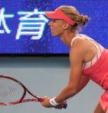 Elena Dementieva (RUS), professional tennis player Stock Photo