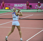 Elena Dementieva-Russia Royalty Free Stock Images