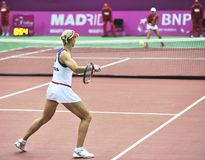 Elena Dementieva-Russia Royalty Free Stock Photo