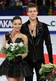 Elena ILINYKH / Nikita KATSALAPOV (RUS) Stock Photos