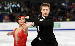 Elena ILINYKH / Nikita KATSALAPOV (RUS) Stock Image