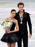 Elena ILINYKH / Nikita KATSALAPOV (RUS) Royalty Free Stock Image
