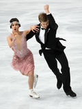 Elena ILINYKH / Nikita KATSALAPOV (RUS) Stock Photo