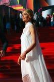 Elena Kuletskaya at Moscow Film Festival Royalty Free Stock Photo