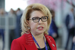 Elena Panina Στοκ φωτογραφία με δικαίωμα ελεύθερης χρήσης