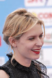 Elena Radonicich al festival cinematografico 2016 di Giffoni Fotografie Stock
