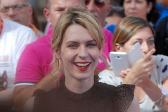 Elena Radonicich at Giffoni Film Festival 2016 Stock Images