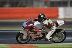 Elena rosell, moto 2, 2012 Stock Photo
