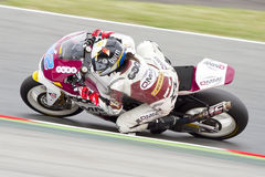 Elena Rosell - Moto 2 Stock Photos