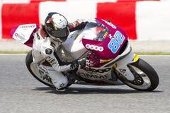 Elena Rosell racing Royalty Free Stock Photos