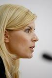 Elena Udrea photos libres de droits