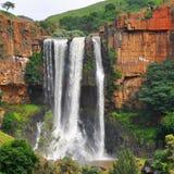 Elenantilopewasserfall Stockfoto