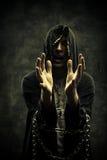 Elender Prophet stockbild
