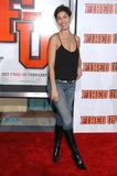 Eleni Tzimas at the World Premiere of 'Fired Up!'. Pacific Theaters Culver Stadium 12, Culver City, CA. 02-19-09 Royalty Free Stock Photography