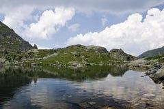 Elenino lake Arkivfoton