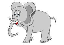 Elephant. Animal africa ilustration nature savannah mammal royalty free illustration