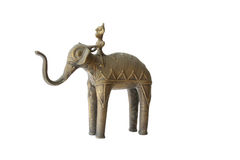 Elephant. Indian decoration Stock Photos