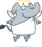 Elephant Angel Stock Photos