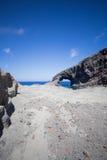 Elephant arc. A view of Elephant arc Pantelleria,Italy Stock Photography