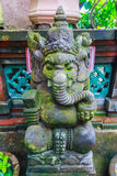 Elephant Balinese God statue Stock Images