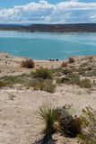 Elephant Butte Lake in New Mexico Royalty Free Stock Photo