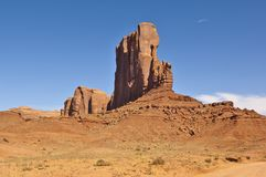 Elephant Butte Monument Valley Royalty Free Stock Image