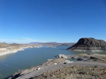 Elephant Butte, New Mexico Royalty Free Stock Photography