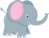 Elephant cartoon Stock Photos