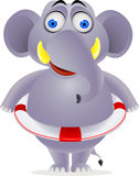 Elephant cartoon Royalty Free Stock Photography